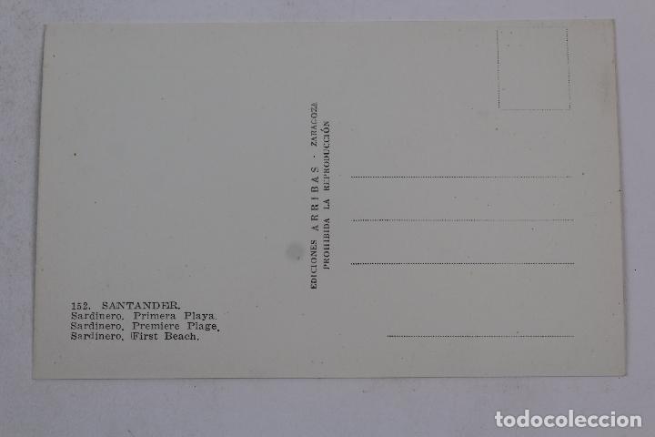 Postales: P- 6633. POSTAL SANTANDER Nº 79 Y 152. ARRIBAS. - Foto 5 - 84620052