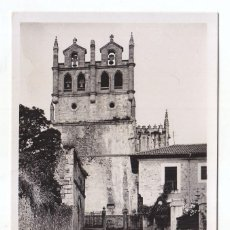 Postais: POSTAL. SAN VICENTE DE LA BARQUERA. IGLESIA. EDICIÓN DE MANUEL CASTRO. CANTABRIA. Lote 85110176