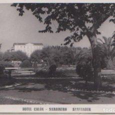 Postales: SANTANDER - HOTEL COLON - SARDINERO. Lote 86403044