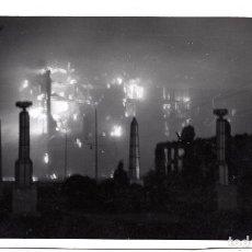 Postales: POSTAL FOTOGRAFICA DE SANTANDER - INCENDIO DEL 15 - FEBRERO - 1941. Lote 87539452