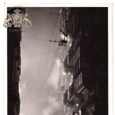 Postales: POSTAL FOTOGRAFICA DE SANTANDER - INCENDIO DEL 15 - FEBRERO - 1941. Lote 87540216