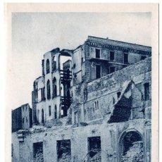 Postales: POSTAL DE SANTANDER - INCENDIO DEL 15 - FEBRERO - 1941 - CALLE DE MÉNDEZ NÚÑEZ. Lote 87541560