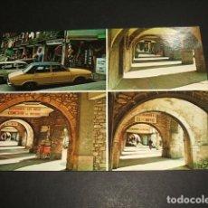 Postales: SAN VICENTE DE LA BARQUERA CANTABRIA LOS ARCOS. Lote 87629816