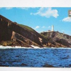 Postales: POSTAL CANTABRIA - SANTANDER - FARO DE CABO MAYOR - 1972 - DOMINGUEZ 15 - SIN CIRCULAR. Lote 147457048