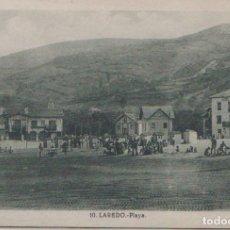 Postales: LAREDO (CANTABRIA) - PLAYA. Lote 93352535