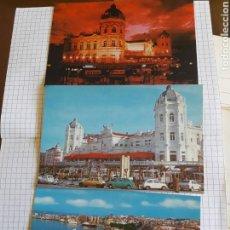 Postales: LOTE 3 POSTALES SANTANDER AÑOS 70. Lote 94378927
