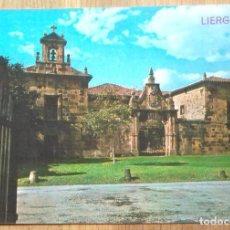 Postales: LIERGANES - PALACIO DE RAÑADA. Lote 95602299