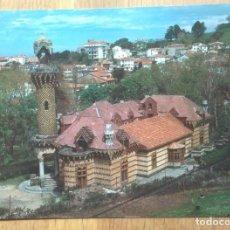 Postales: COMILLAS - VILLA EL CAPRICHO - ANTONIO GAUDI. Lote 95602383