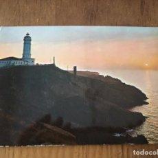 Postales: P0483 POSTAL FOTOGRAFIA NUMERO 2105 SANTANDER ATARDECER EN CABO MAYOR 1971. Lote 95683959