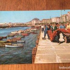 Postales: P0497 POSTAL FOTOGRAFIA SANTANDER CANTABRIA NUMERO 2022 PESCADORES. Lote 95713623