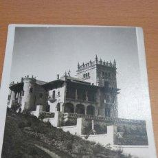 Postales: FOTO POSTAL LA CASA DE PARDO SANTANDER. Lote 96066515