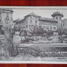 Postales: ARQUITECTURA POSTAL EDIFICIO DE CORREOS DE SANTANDER NUEVA. Lote 96383947
