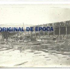 Postales: (PS-52696)POSTAL FOTOGRAFICA DE SANTANDER-2ªEXPLOSION DEL MACHICHACO.21 DE MARZO DE 1894. Lote 96696515