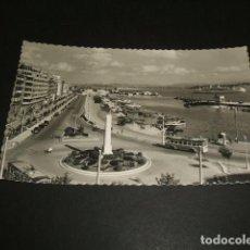 Postales: SANTANDER CALLE DE CASTELAR. Lote 97431815