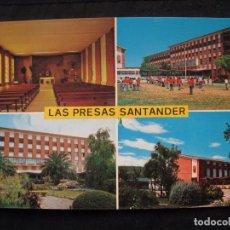 Postales: POSTAL LAS PRESAS ( SANTANDER ) - PADRES PASIONISTAS.. Lote 97719495