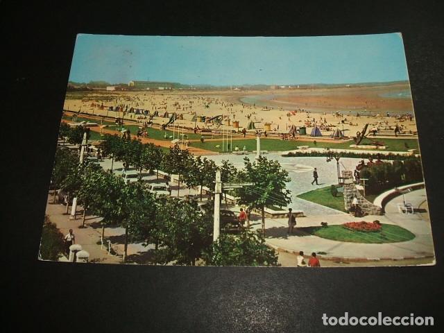 LAREDO CANTABRIA JARDINES DE ELORZA Y PLAYA (Postales - España - Cantabria Moderna (desde 1.940))