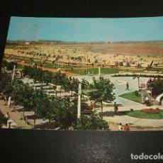 Postales: LAREDO CANTABRIA JARDINES DE ELORZA Y PLAYA. Lote 97727991