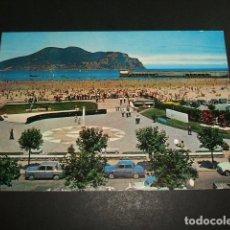 Postales: LAREDO CANTABRIA JARDINES DE ELORZA Y PLAYA. Lote 97729375