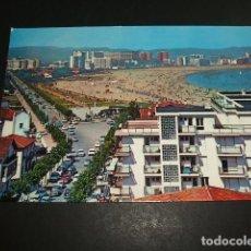 Postales: LAREDO AVENIDA DE LA VICTORIA Y PLAYA. Lote 97729447