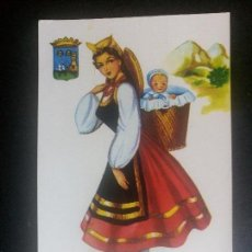 Postales: POSTAL VALLE DEL PAS SANTANDER. Lote 97965499