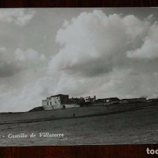 Postales: FOTO POSTAL DE SANTANDER, 79, CASTILLO DE VILLATORRE, SIN CIRCULAR. Lote 99426263