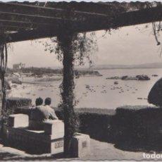 Postales: SANTANDER - (CANTABRIA) - PLAYA Y PALACIO DE LA MAGDALENA. Lote 99570795