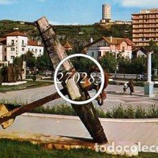 Postales: LAREDO CANTABRIA Nº 2013 MONUMENTO AL PESCADOR SIN CIRCULAR (ED ARRIBAS) AÑO 1965. Lote 99791671