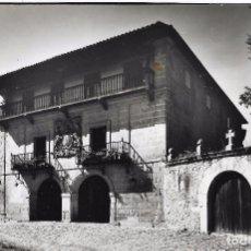Postales: == E1131 - POSTAL - SANTILLANA DEL MAR - CASA DE LOS TAGLES. Lote 101501063