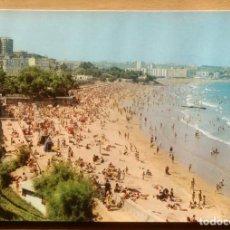 Postales: SANTANDER - PLAYA DEL SARDINERO. Lote 101606363