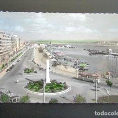 Postales: POSTAL SANTANDER. CALLE DE CASTELAR.. Lote 101995951