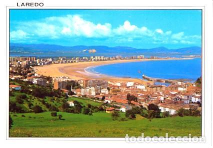 LAREDO (CANTABRIA) Nº 77 VISTA GENERAL - ED ARRIBAS - SIN CIRCULAR - AÑO 1991 (Postales - España - Cantabria Moderna (desde 1.940))