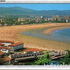 Postales: LAREDO (CANTABRIA) Nº 83 EL PUERTO Y PLAYA SALVE - ED ARRIBAS - SIN CIRCULAR - AÑO 1991. Lote 103064719