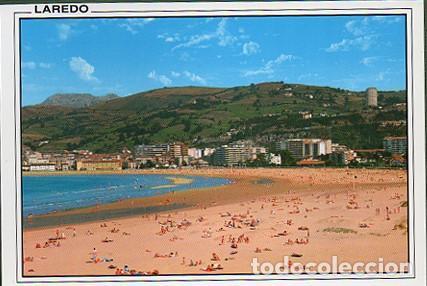 LAREDO (CANTABRIA) Nº 85 PLAYA SALVE - ED ARRIBAS - SIN CIRCULAR - AÑO 1991 (Postales - España - Cantabria Moderna (desde 1.940))