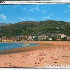 Postales: LAREDO (CANTABRIA) Nº 85 PLAYA SALVE - ED ARRIBAS - SIN CIRCULAR - AÑO 1991. Lote 103064803