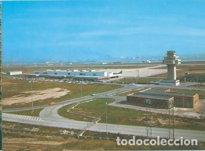 SANTANDER (CANTABRIA) Nº 181 AEROPUERTO DE PARAYAS - ED ARRIBAS - SIN CIRCULAR - AÑO 1980 (Postales - España - Cantabria Moderna (desde 1.940))