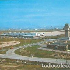 Postales: SANTANDER (CANTABRIA) Nº 181 AEROPUERTO DE PARAYAS - ED ARRIBAS - SIN CIRCULAR - AÑO 1980. Lote 103064983