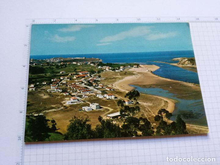 POSTAL Nº 2003 - CANTABRIA - SUANCES, PANORAMICA DE LA RIA - ED. ARRIBAS 1965 (Postales - España - Cantabria Moderna (desde 1.940))