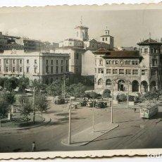 Postales: SANTANDER. 4. AVDA. ALFONSO XIII Y CORREOS. EDICIONES DARVI. COLOREADA. Lote 104811447