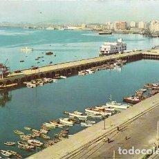 Postales: SANTANDER. 212- PUERTO CHICO Y BAHIA. ED:GARCIA GARRABELLA. (341). Lote 105655615
