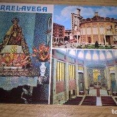 Postales: TORRELAVEGA. VIRGEN. Lote 105749383