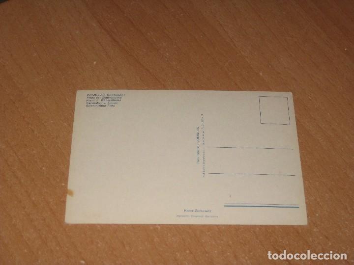 Postales: POSTAL DE COMILLAS - Foto 2 - 105759331