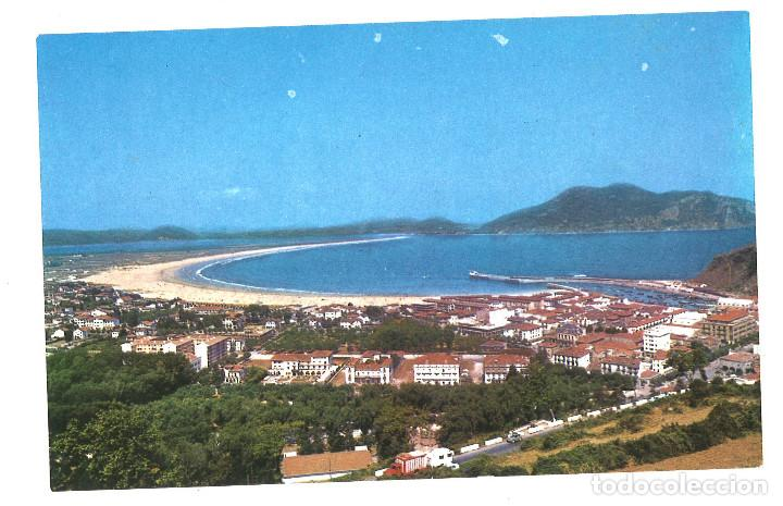 LAREDO. VISTA GENERAL. 1963 (Postales - España - Cantabria Moderna (desde 1.940))