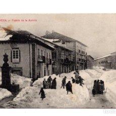 Postales: REINOSA. FUENTE DE LA AURORA. JESUS OTERO.. Lote 107972711