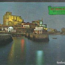 Postales: 1 - CASTRO URDIALES - VISTA PARCIAL - FOTO PEREZ 1976 - CIRCULADA -. Lote 108696847