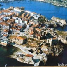 Postales: CASTRO URDIALES (SANTANDER - CANTABRIA) - ZONA MONUMENTAL . Lote 109159355