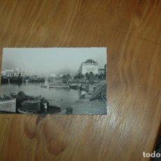 Postales: POSTAL DE SANTANDER CANTABRIA ,,,PUERTO CHICO AL FONDO PASEO DE PEREDA . Lote 109182391