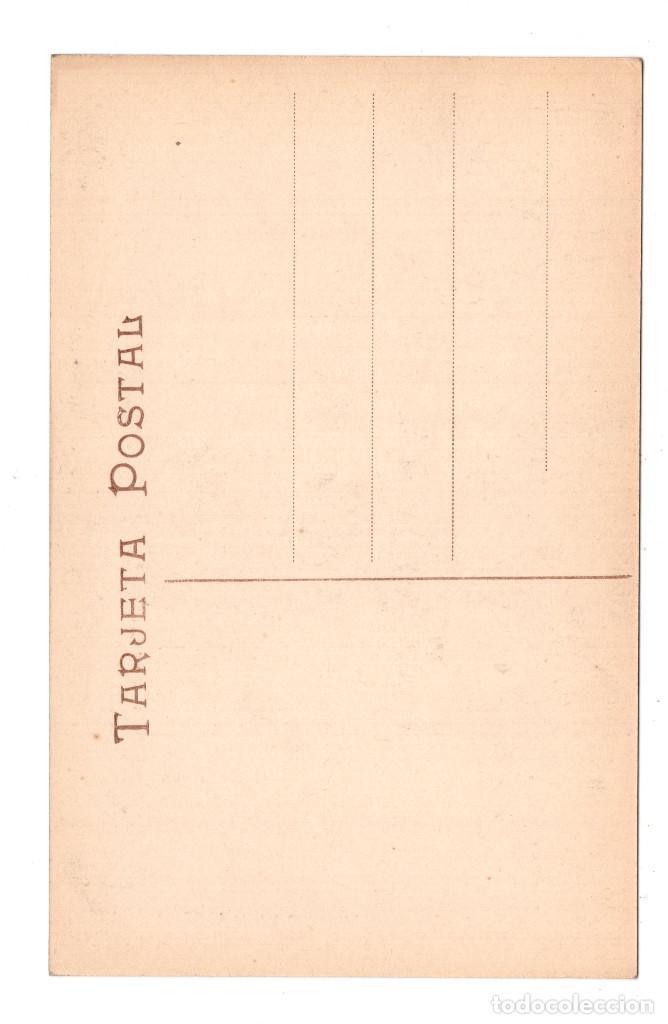 Postales: PUENTE VIESGO.- SANTANDER - VISTA GENERAL . PROPIEDAD DE LA LIBRERÍA GENERAL - Foto 2 - 110758239