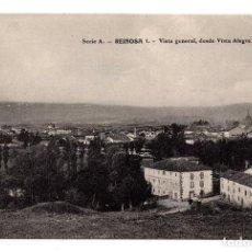 Postales: REINOSA. CANTABRIA.- VISTA GENERAL DESDE VISTA ALEGRE. Nº 1 SERIE A - TIP. DE ARSELI . Lote 111386347