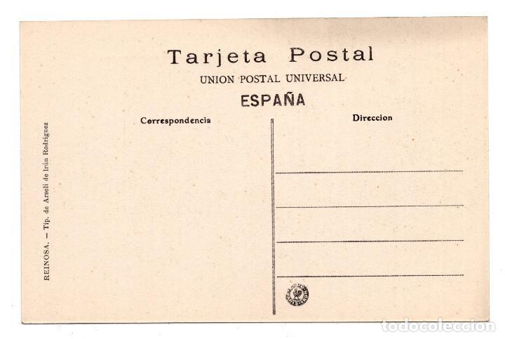 Postales: REINOSA. CANTABRIA.- VISTA GENERAL DESDE VISTA ALEGRE. Nº 1 SERIE A - TIP. DE ARSELI - Foto 2 - 111386347