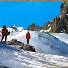 Cartoline: PICOS DE EUROPA - TESORERO TORRE DE HORCADOS ROJOS. PEÑA VIEJA DESDE LLOROZA - CANTABRIA -SANTANDER. Lote 112069095